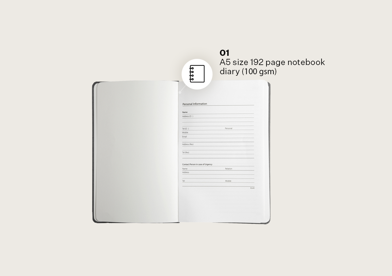 Note Book Refill