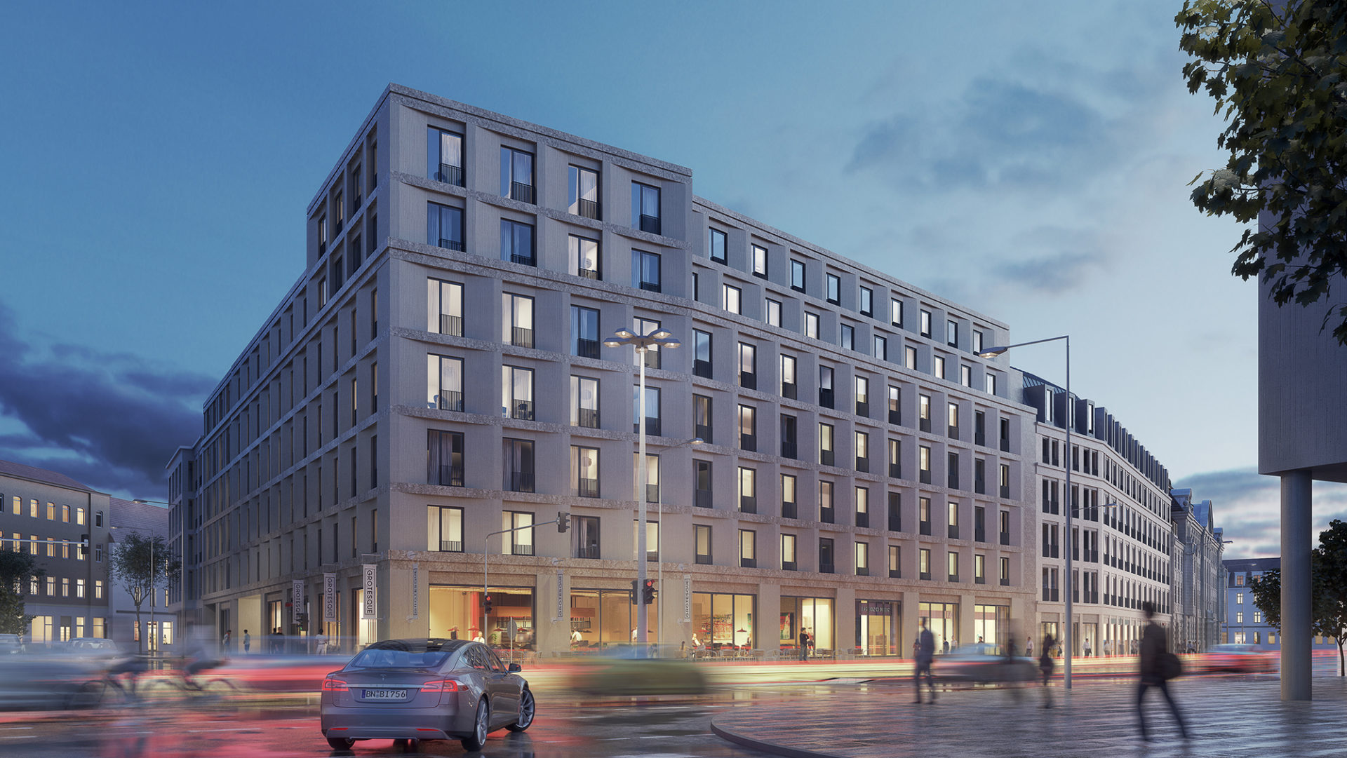 "Linus Capital grants EUR 45 million loan for project development ""Quartier Krystallpalast"" in Leipzig"