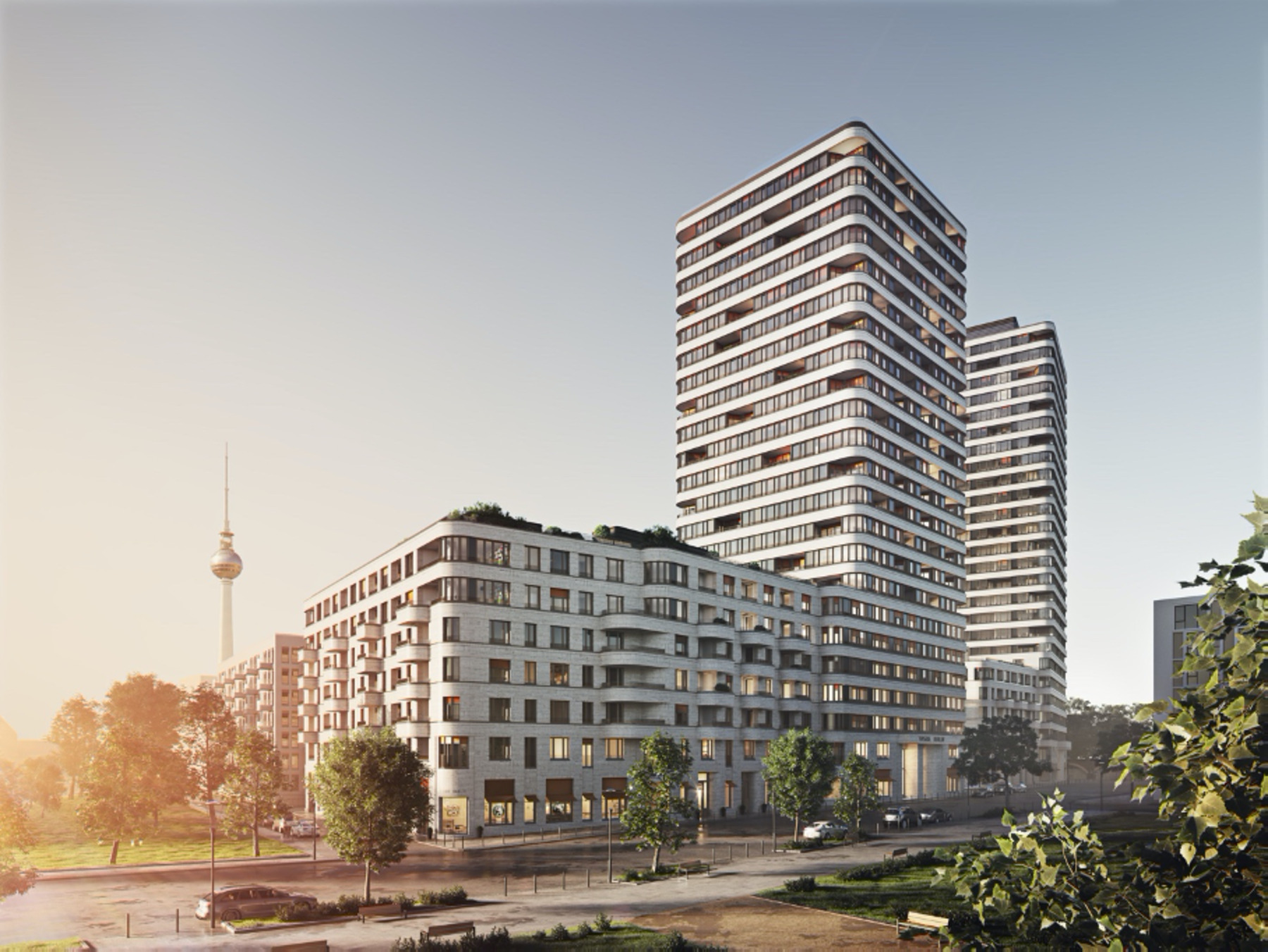 "Linus Capital provides 88-million-euro financing for ""Max und Moritz"" Berlin"