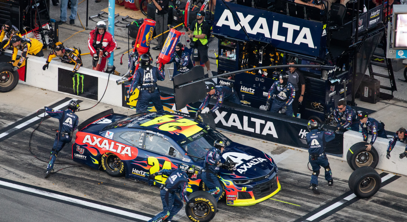 SponsorPulse Content Series   Reviewing NASCAR and the Daytona 500