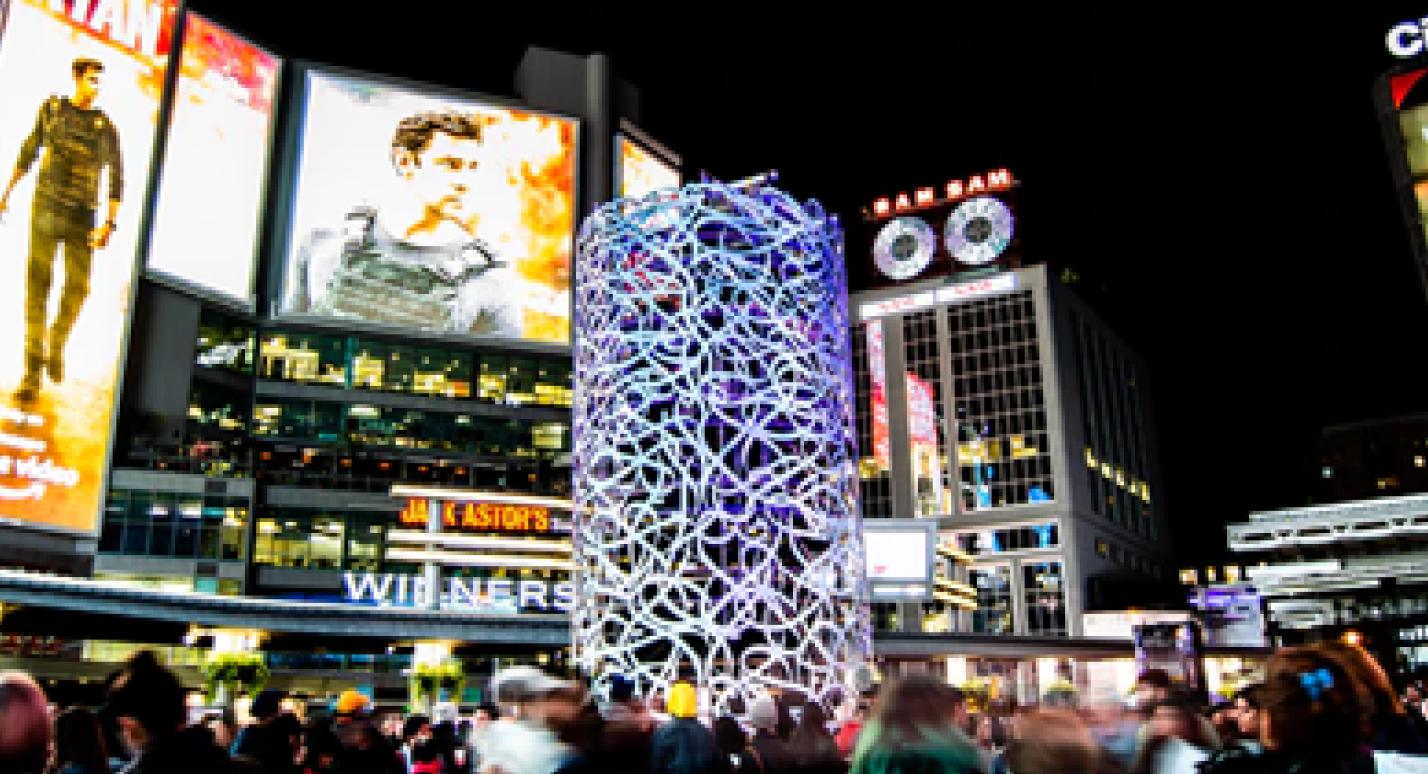 Shedding light on the marketability of Nuit Blanche Toronto