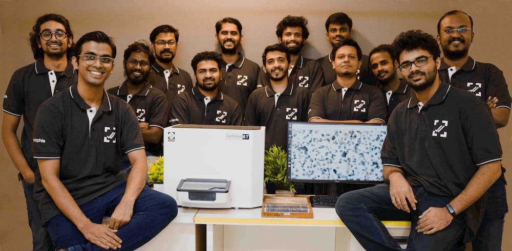 Whole Slide Scanner Company | Team