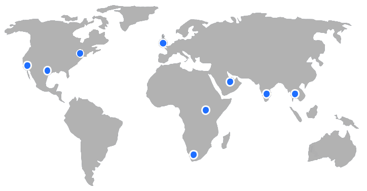 Morphle Whole Slide Scanners Global Installation Map