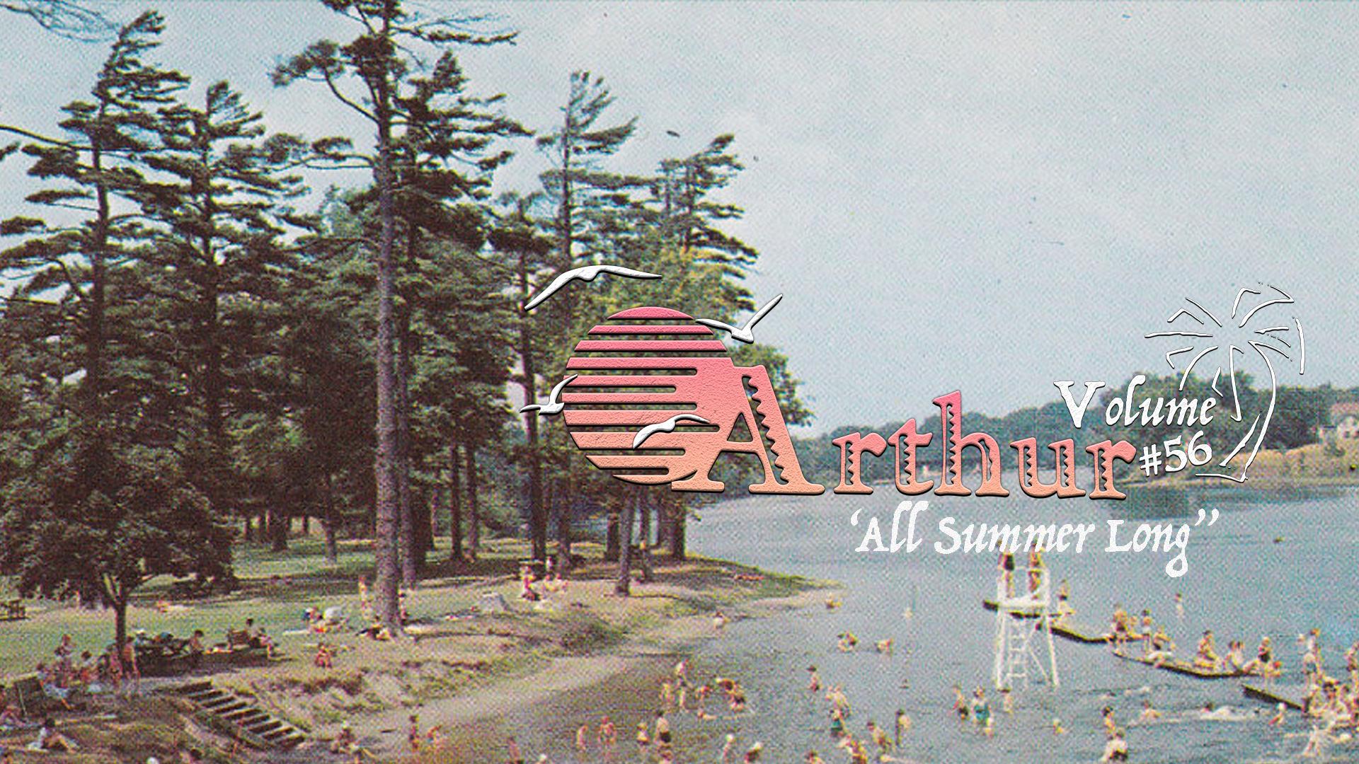 "Arthur Volume 56 ""All Summer Long"""