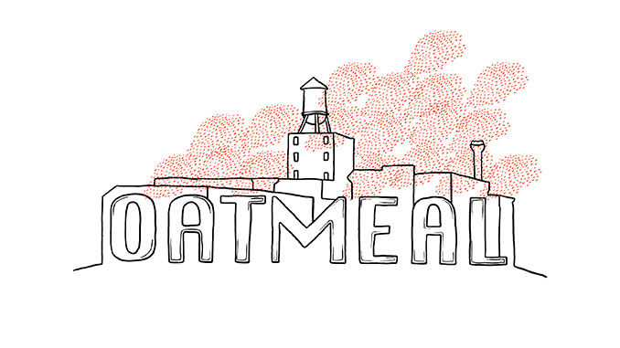 Submit to 'Oatmeal': Arthur Newspaper's summer zine