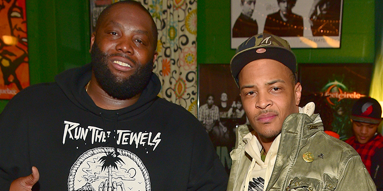 Killer Mike and T.I.