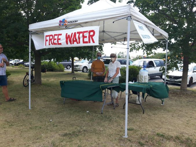 Hydration Station Provides Access to Drinking Water