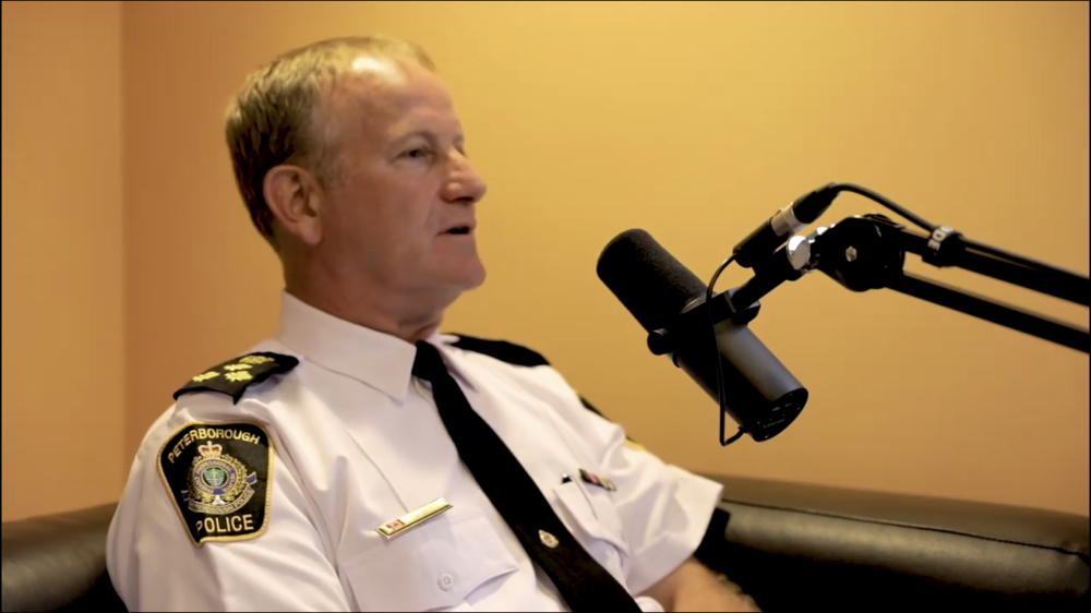 "CRRC Hosts ""Tough Conversation"" with Police Chief"