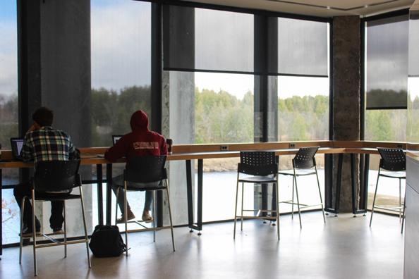 Does the Student Centre Trump Bata?