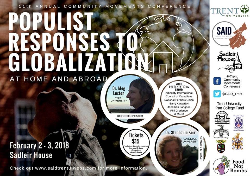 Populism vs. Globalization