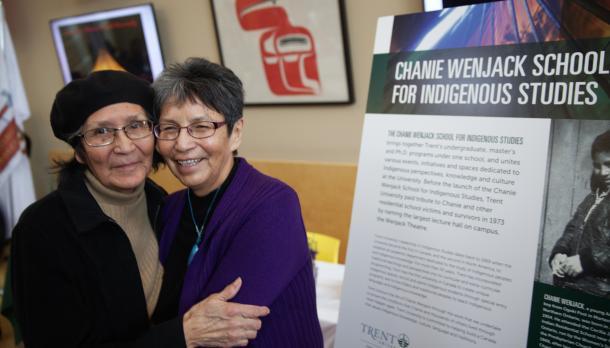 Trent University Launches Chanie Wenjack School of Indigenous Studies