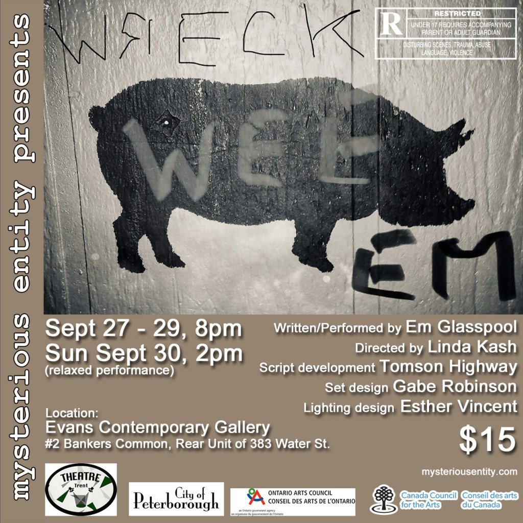 Evans Contemporary Hosts: Wreck Wee Em