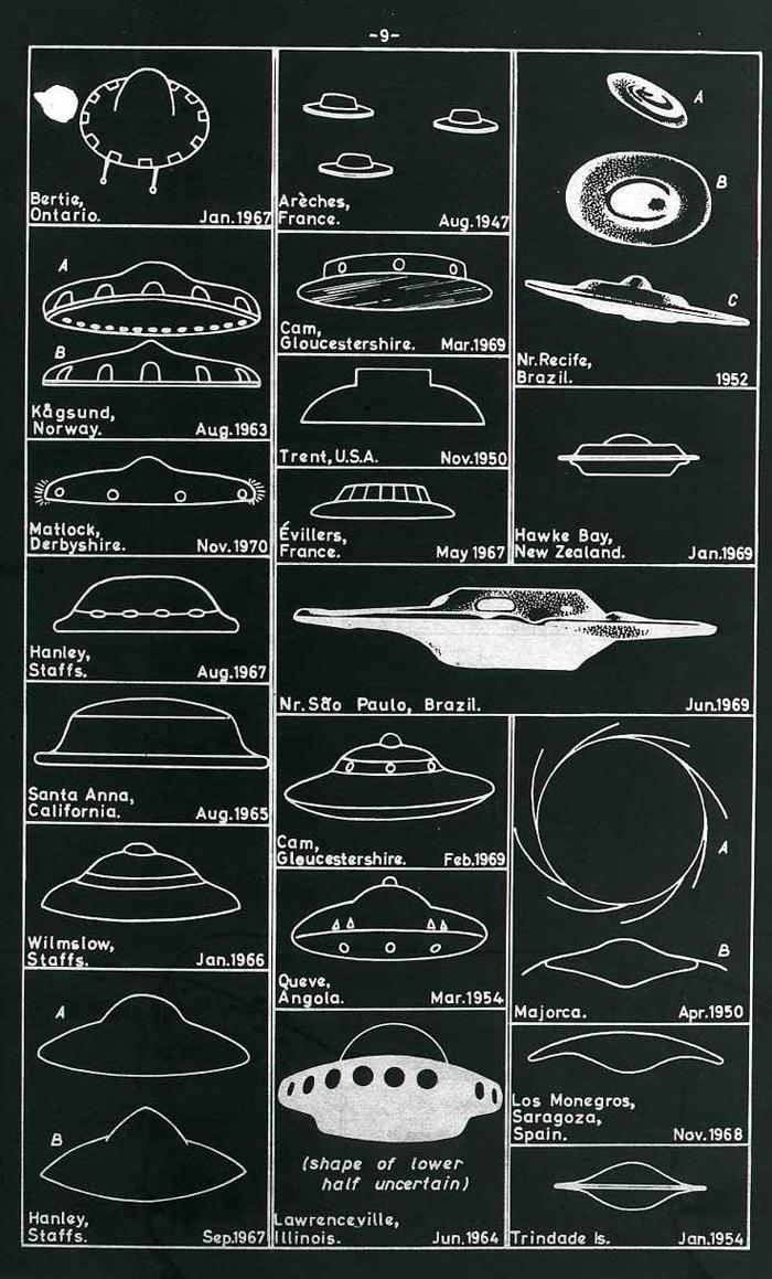 Trent PhD Student Investigates History of UFO Sightings across Canada