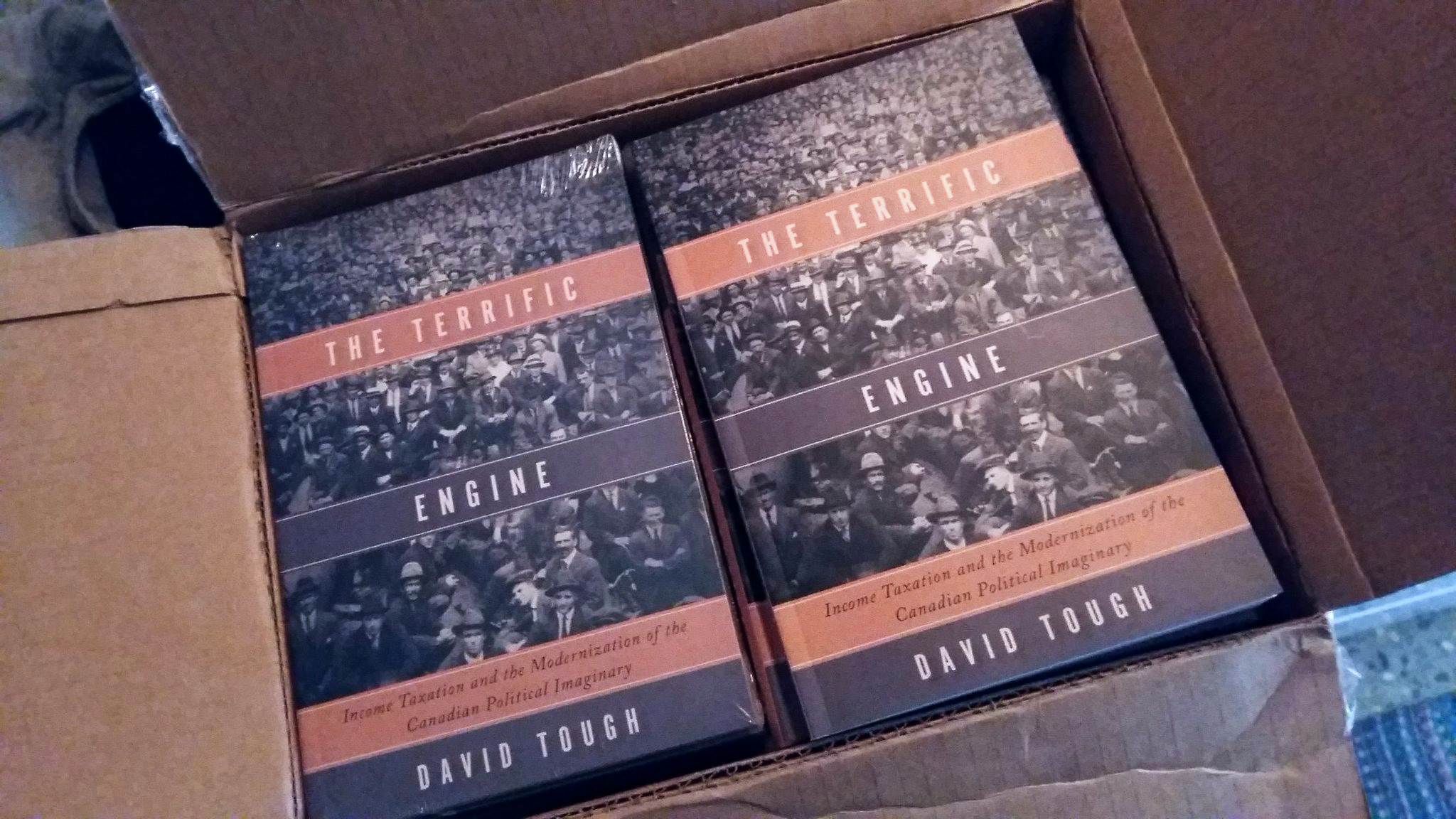 The Terrific Engine: Former Arthur Editor Publishes First Book
