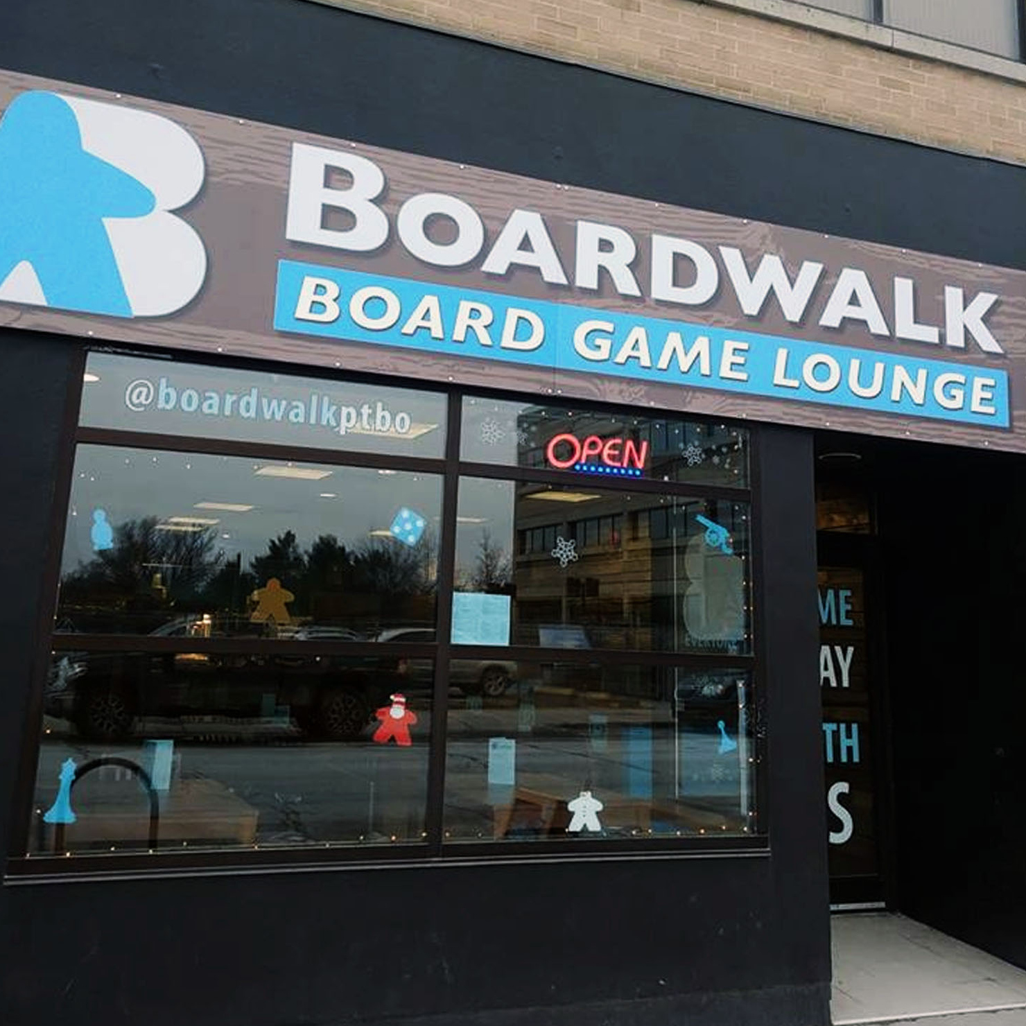 Boardwalk Café Celebrates Opening