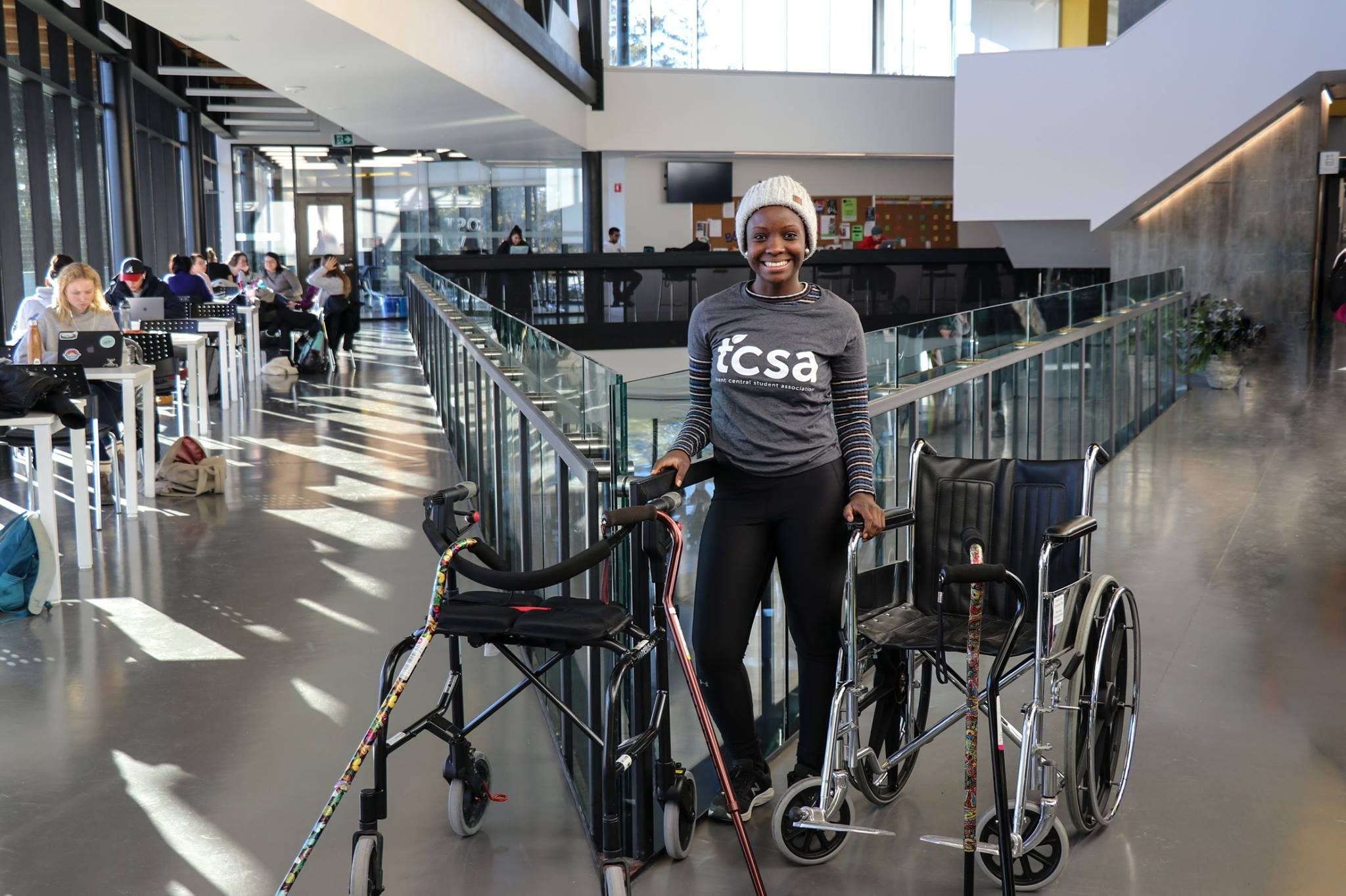TCSA Mobility Access Program Begins January 2019