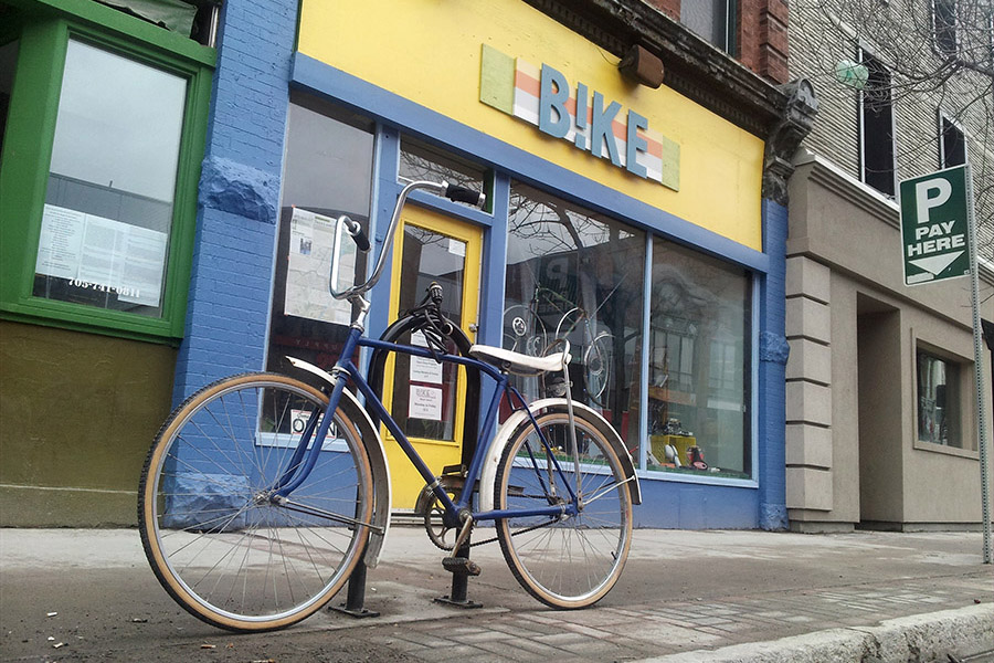 B!KE: Your Community Cycling Hub