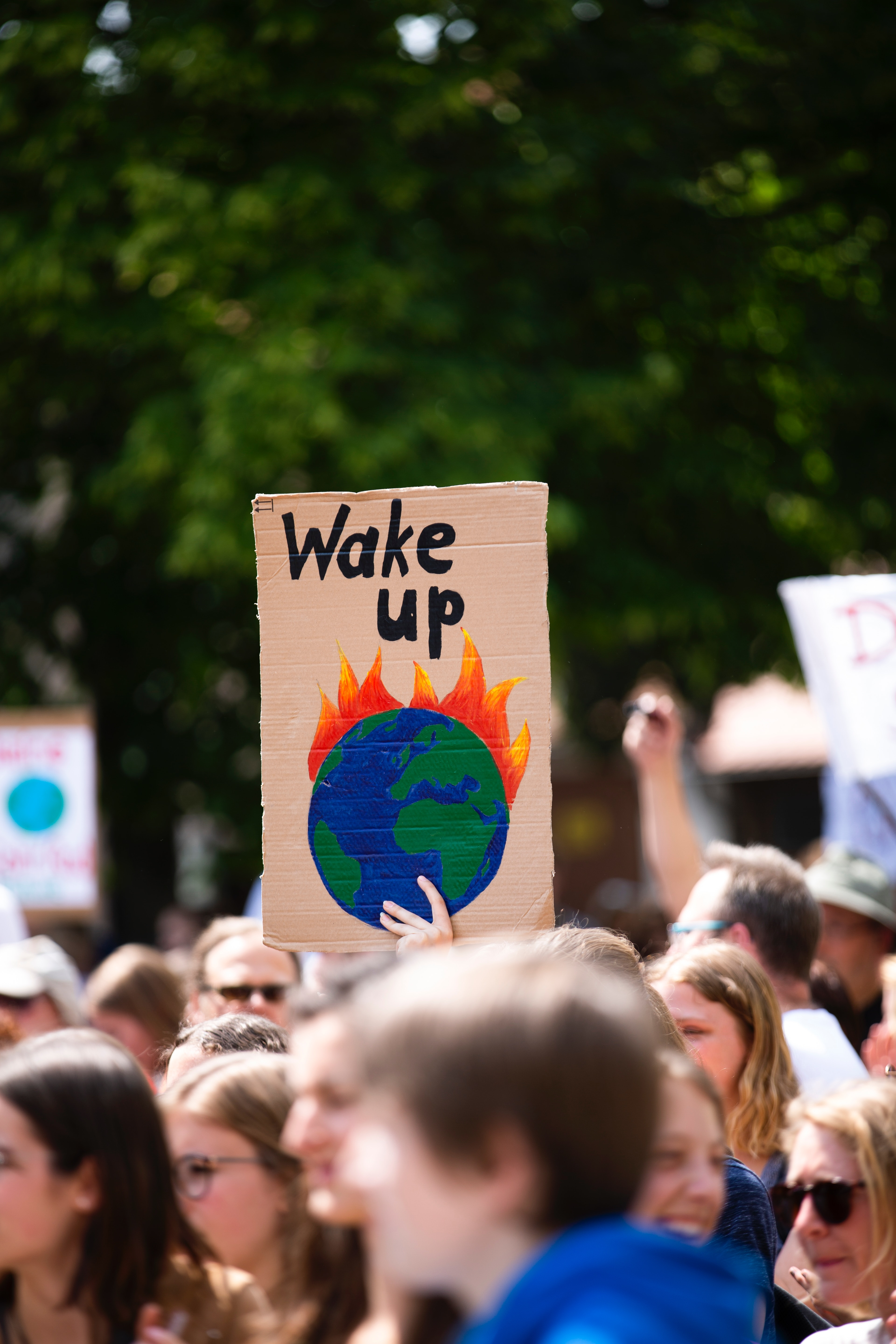 Global Climate Action Day in Peterborough September 27