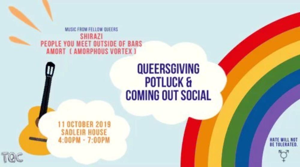 Trent Queer Collective Hosts Potluck: A Queersgiving