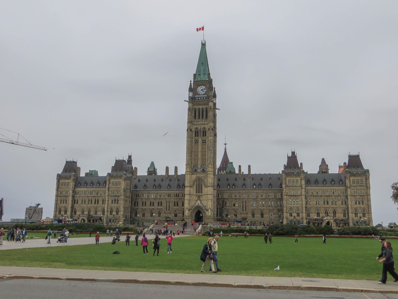 The Post-Election Impression in Ottawa