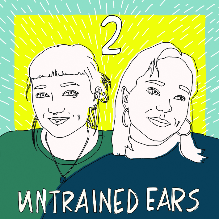 Untrained Ears at Home at Trent Radio