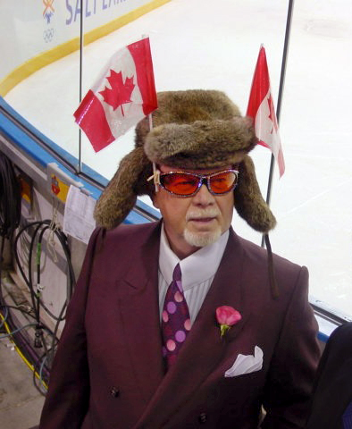 Don Cherry's Comments Weren't About Poppies