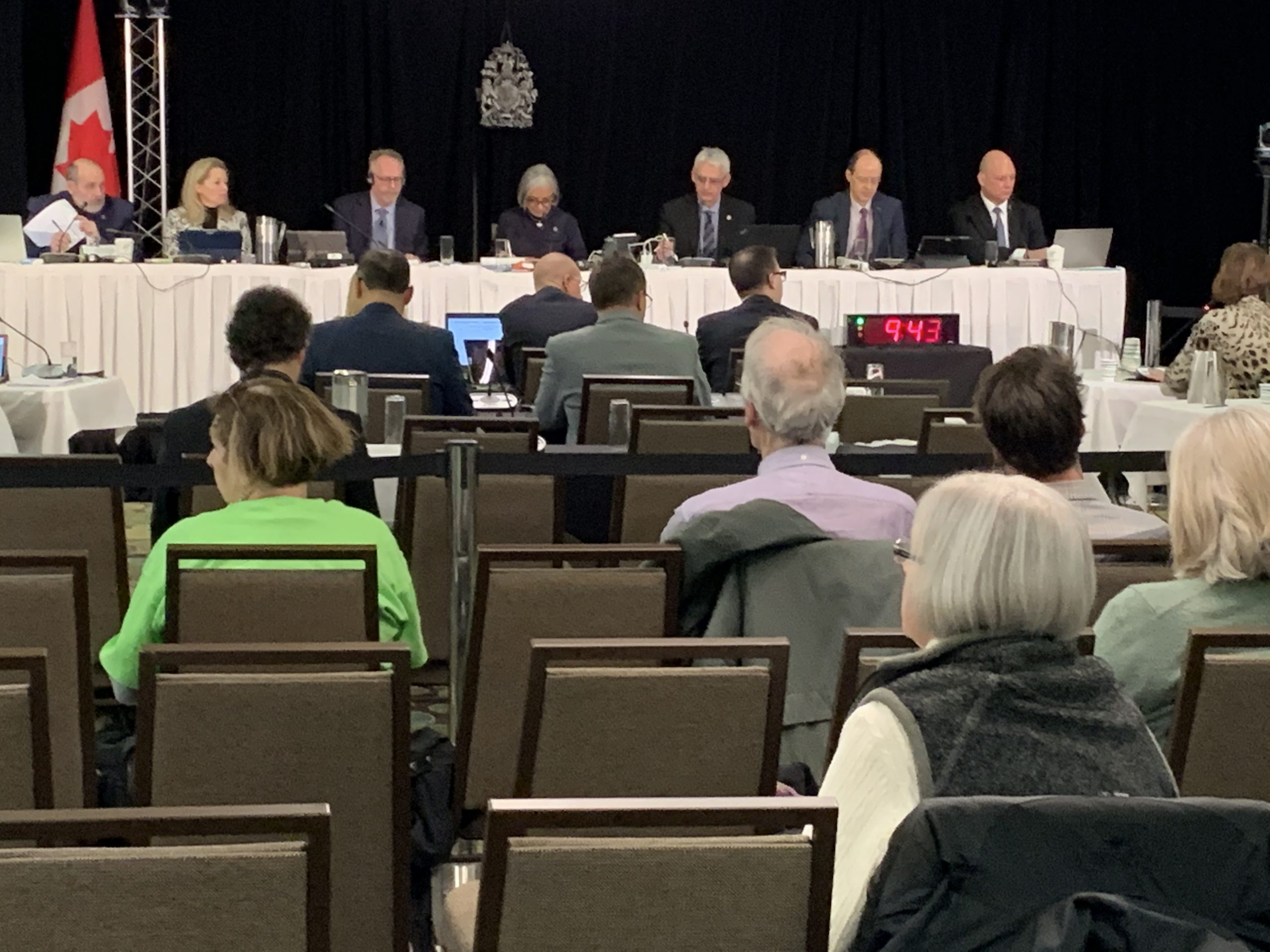CNSC Comes to Peterborough for BWXT License Renewal Hearings