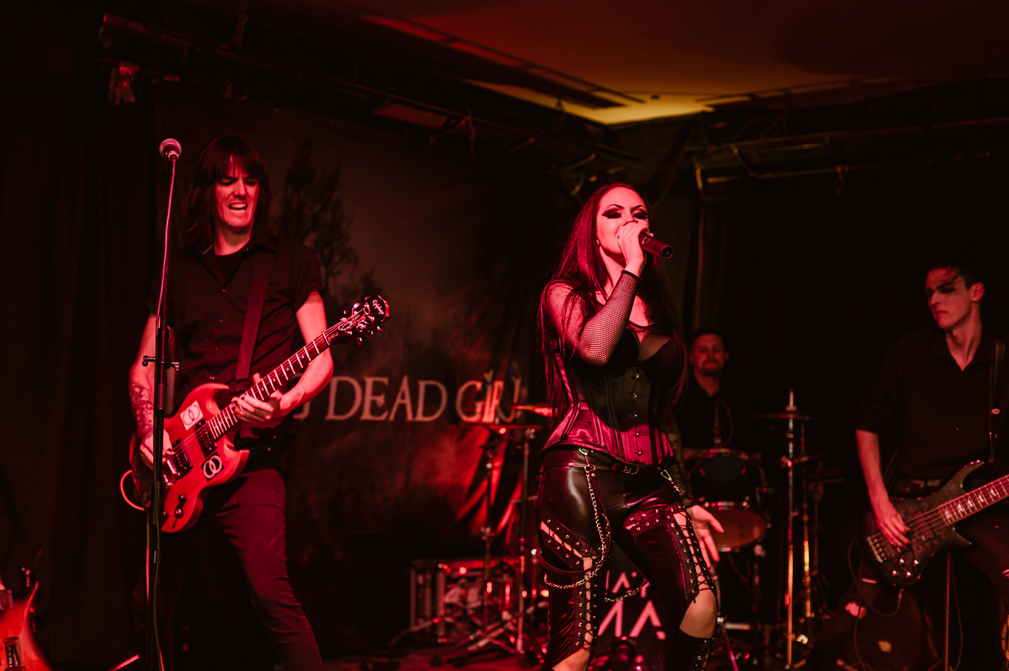 Living Dead Girl's Charity Birthday Bash at the Red Dog