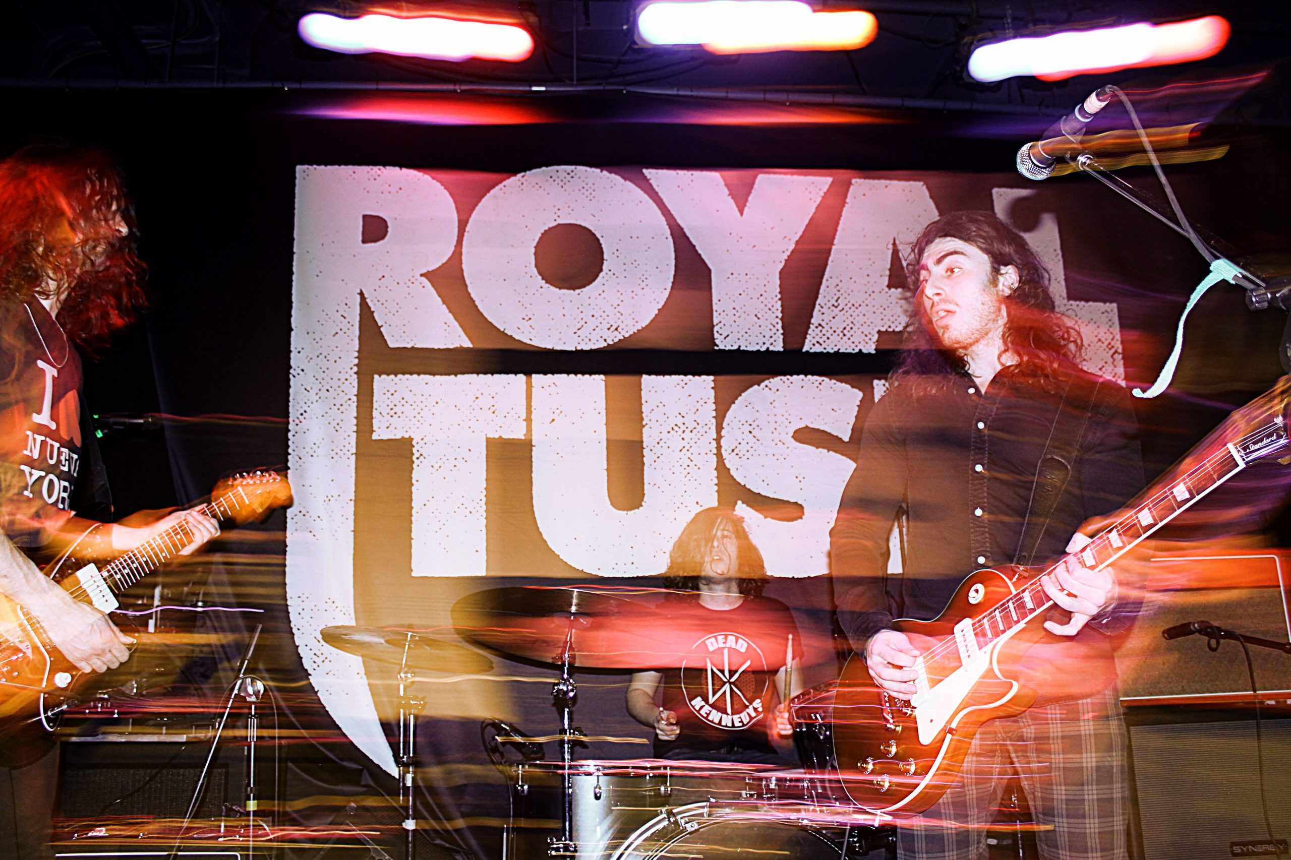 Royal Tusk, BRKN LOVE, and More at Gordon Best Theatre
