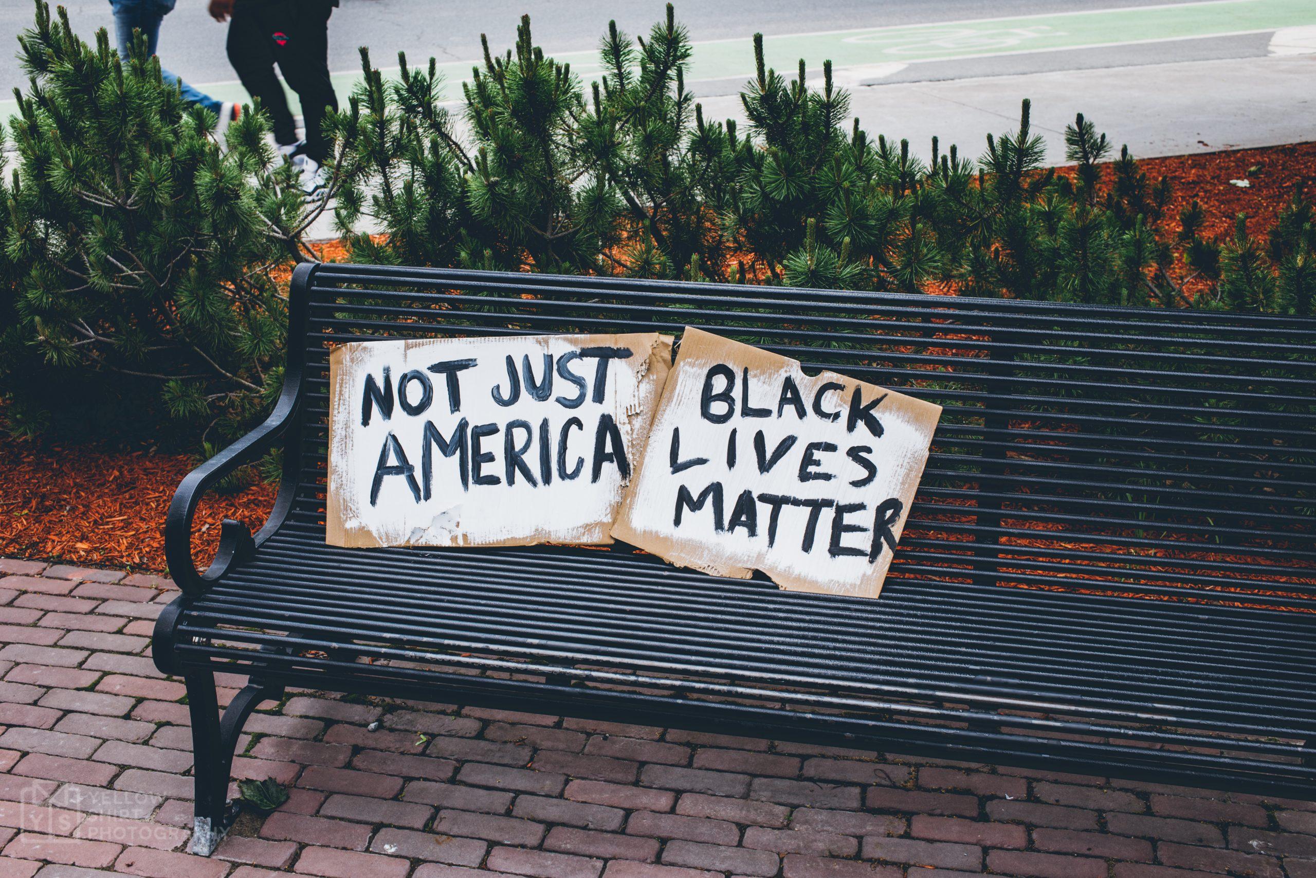 Black Lives Matter in Peterborough-Nogojiwanong