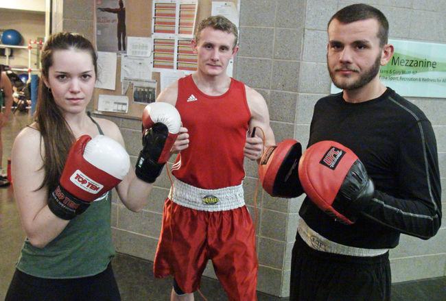 Jake Stanley Memorial Boxing Club