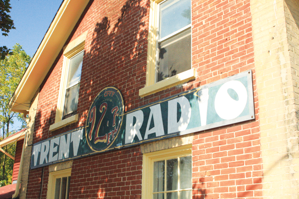 Where do you fit on the Trent Radio family tree?