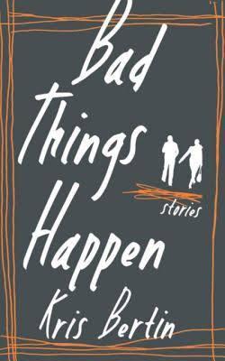 Writers Reading presents: Kris Bertin
