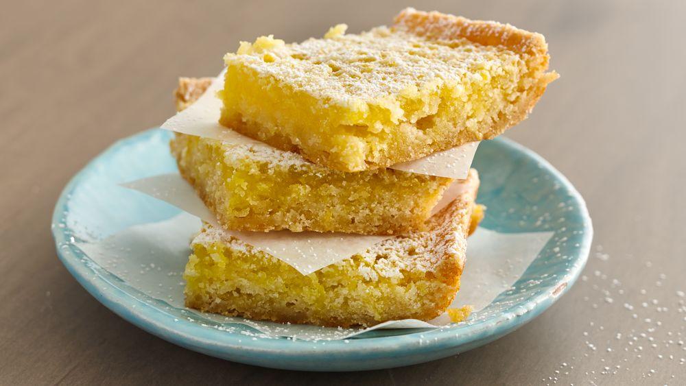 Hot Dish: Easter Lemon Bars