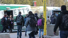TCSA transit fee increase means fewer cuts to Trent Express