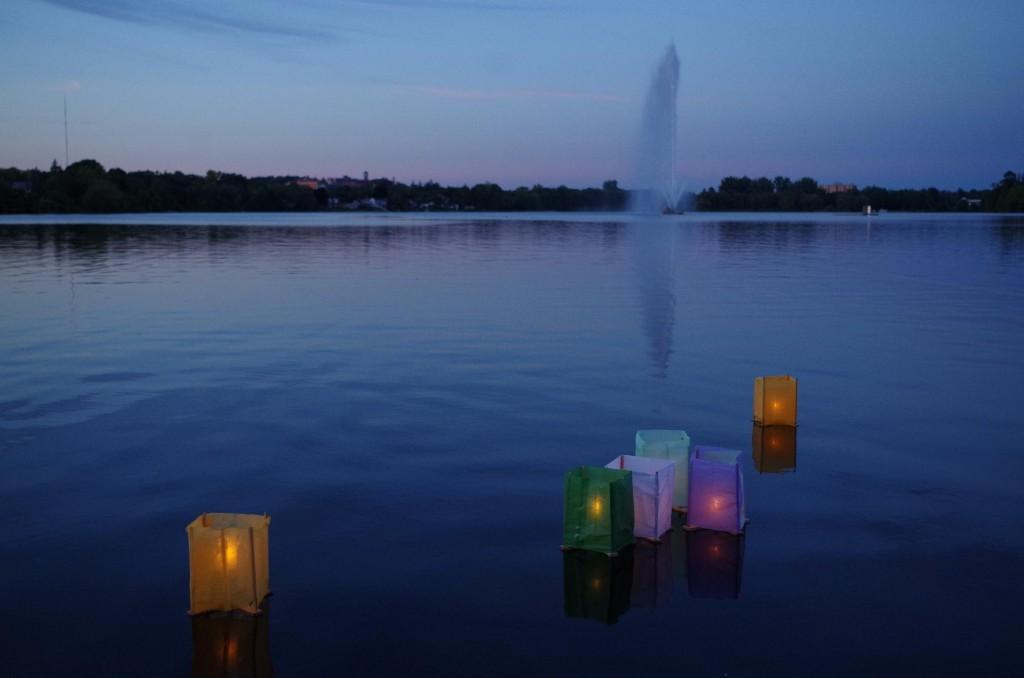 Yello Lantern