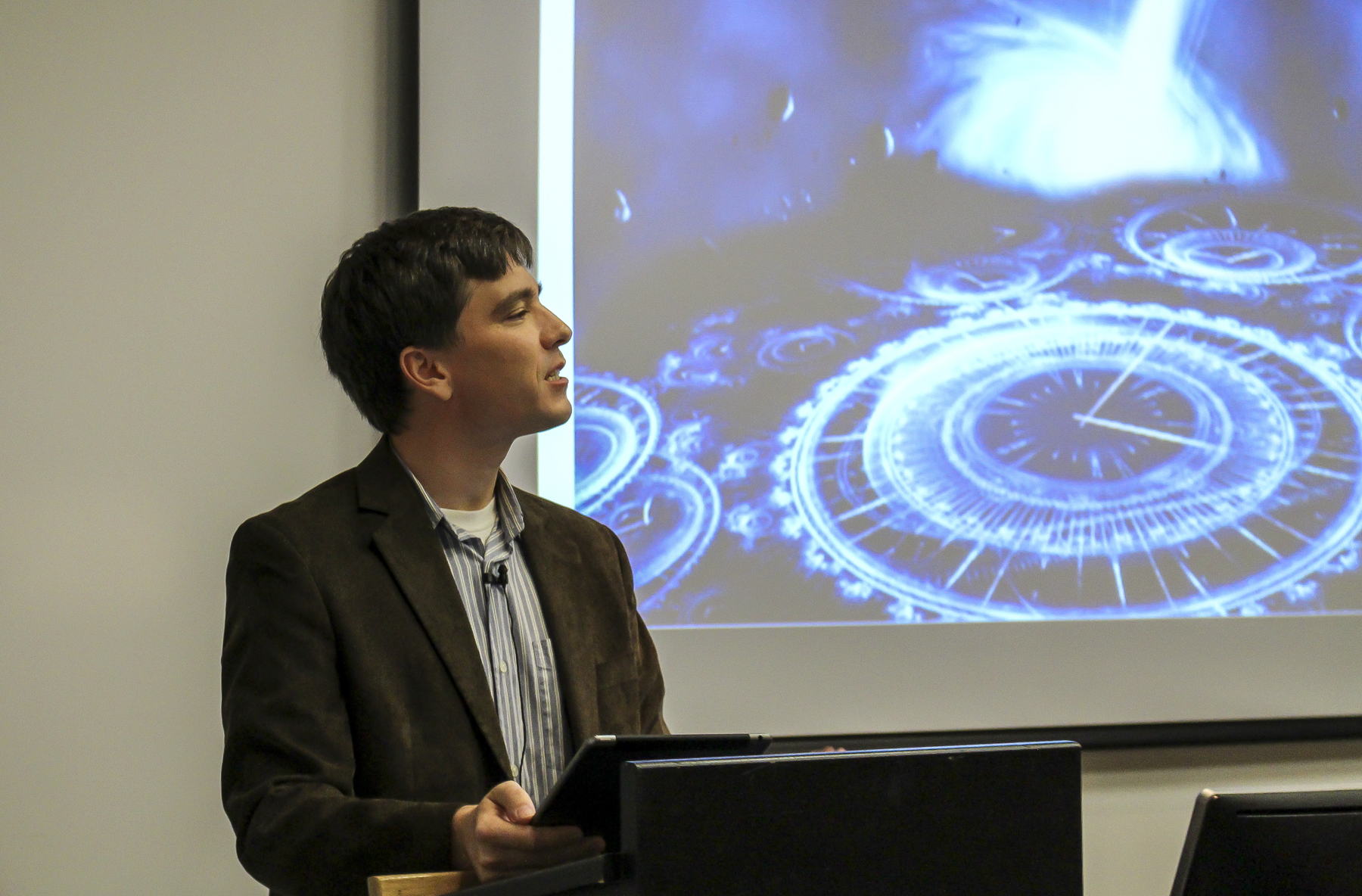 John Fekete Lecture Series: science needs science fiction