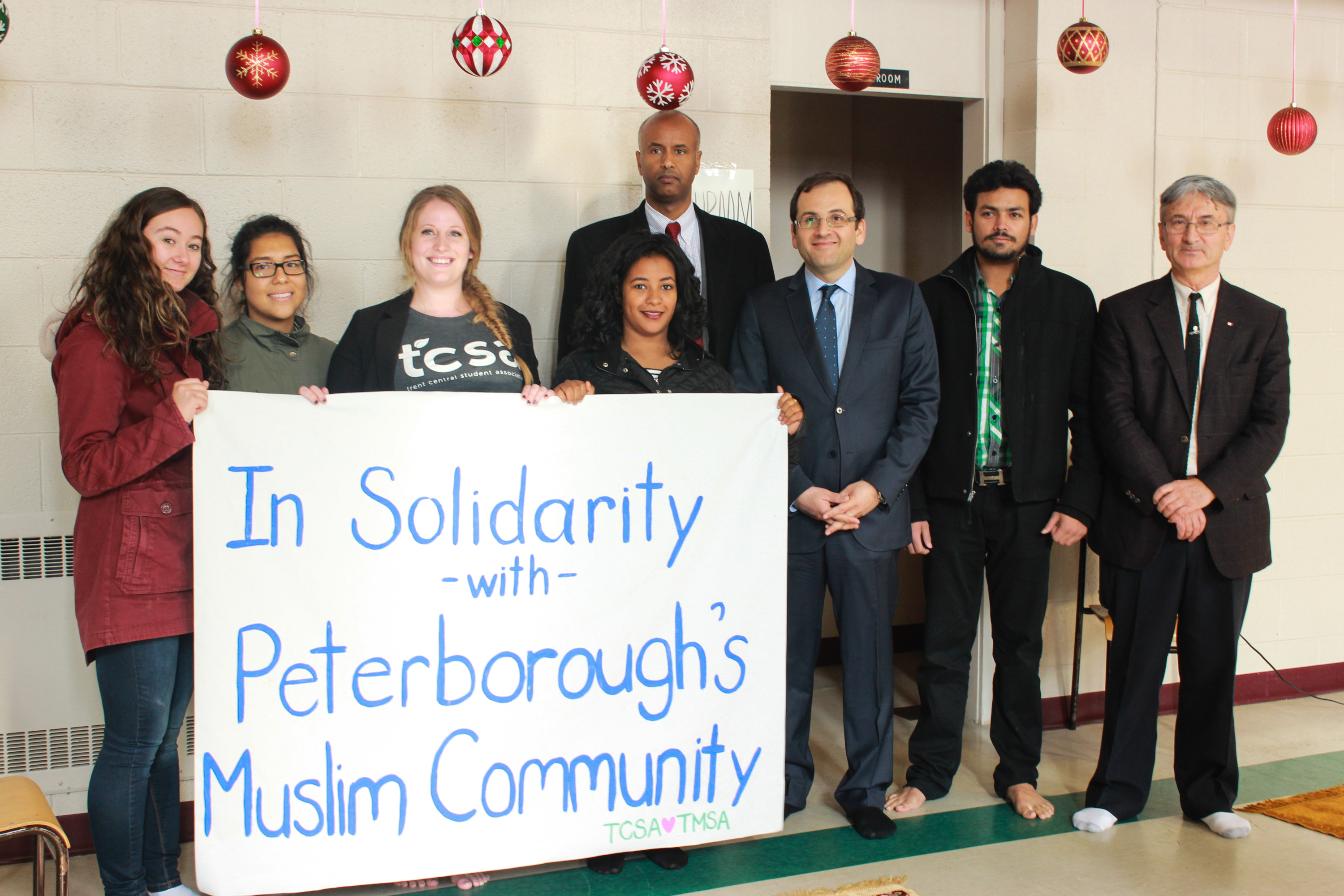 Solidarity is the only way forward after Masjid Al-Salaam attack