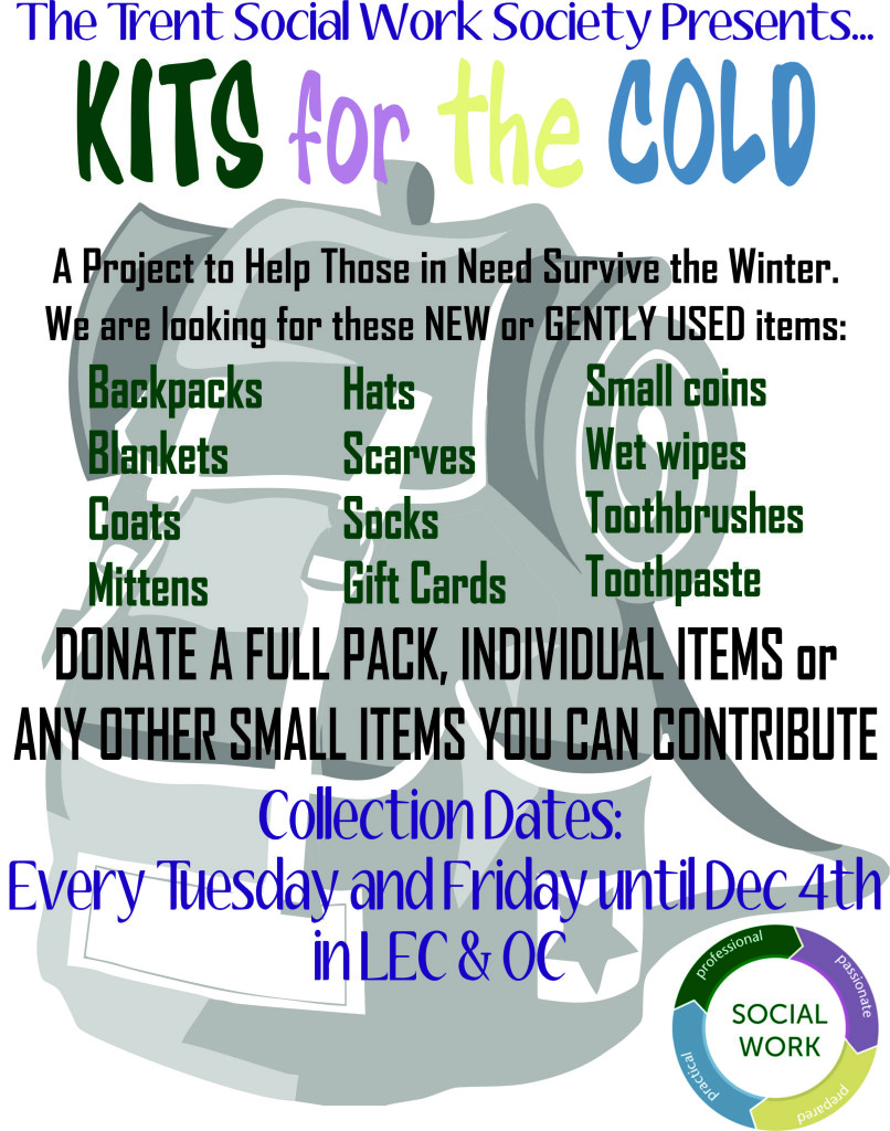 Kits for the Cold Poster