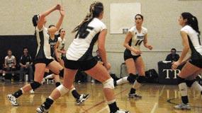 Trent Women Win Volleyball Bronze