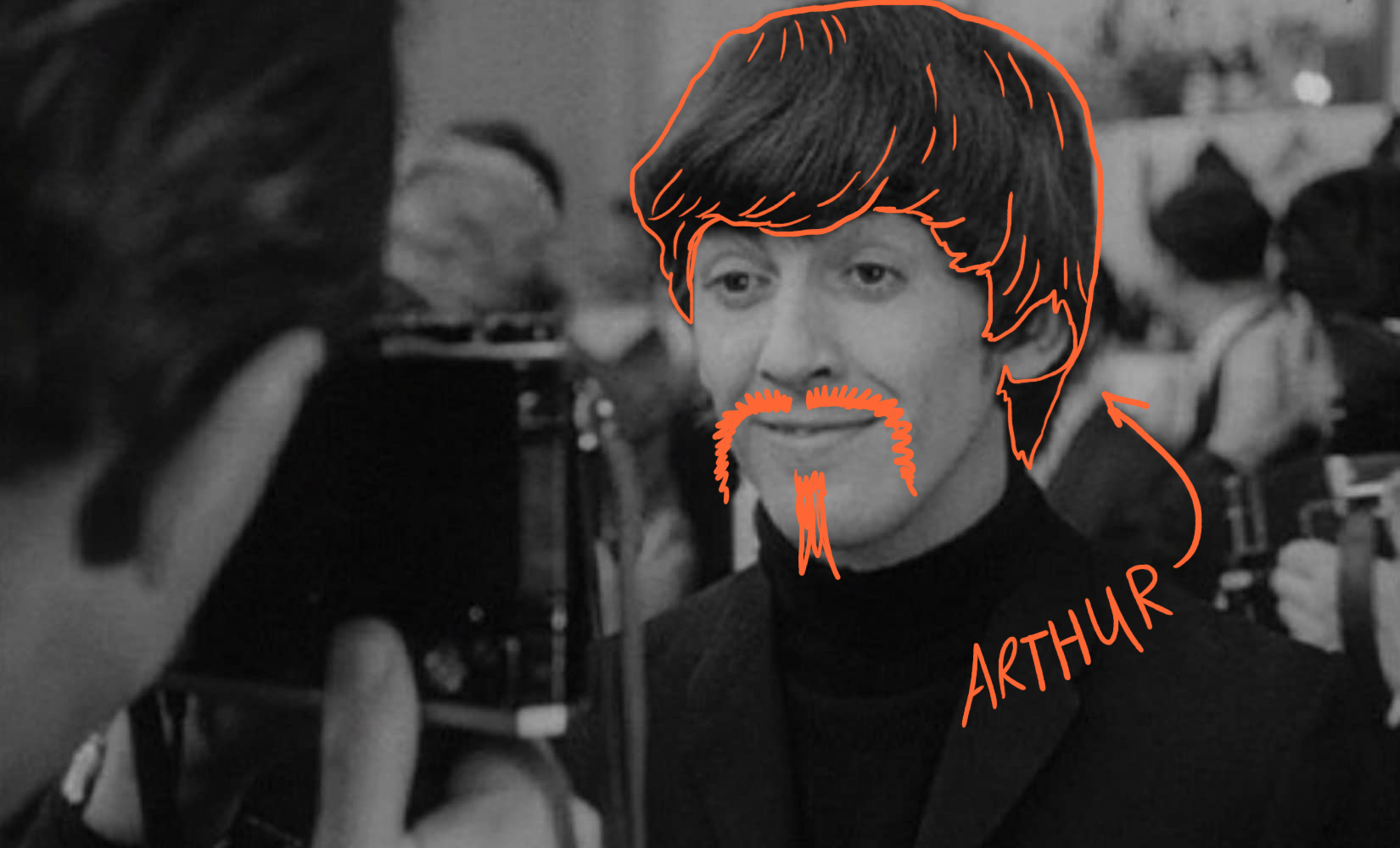 Who the F is Arthur?