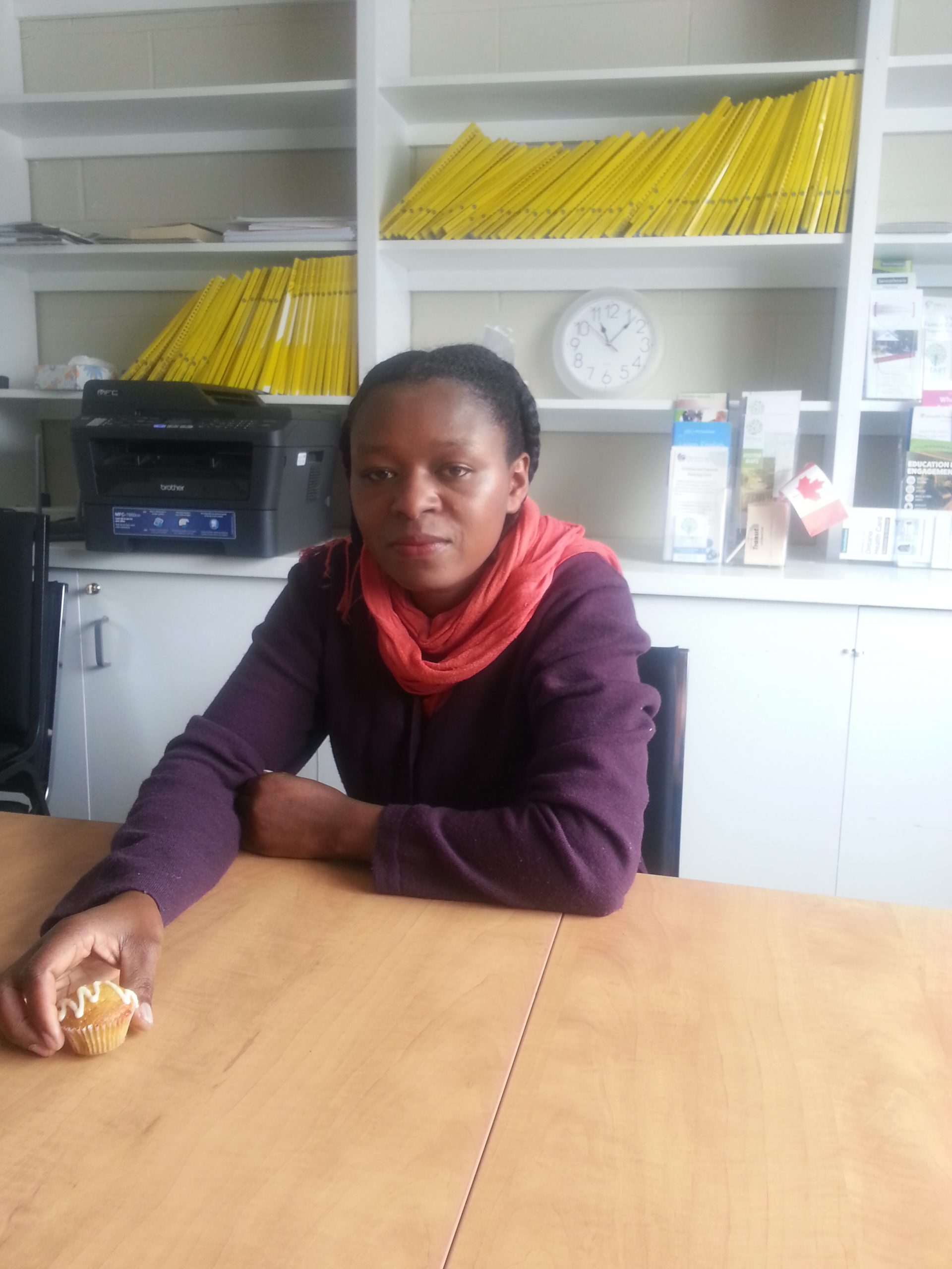 Charlotte Imaniragena: A Strong Woman's Story
