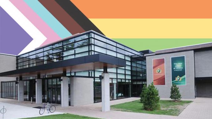 Lack of Representation: Queering the Athletics Centre