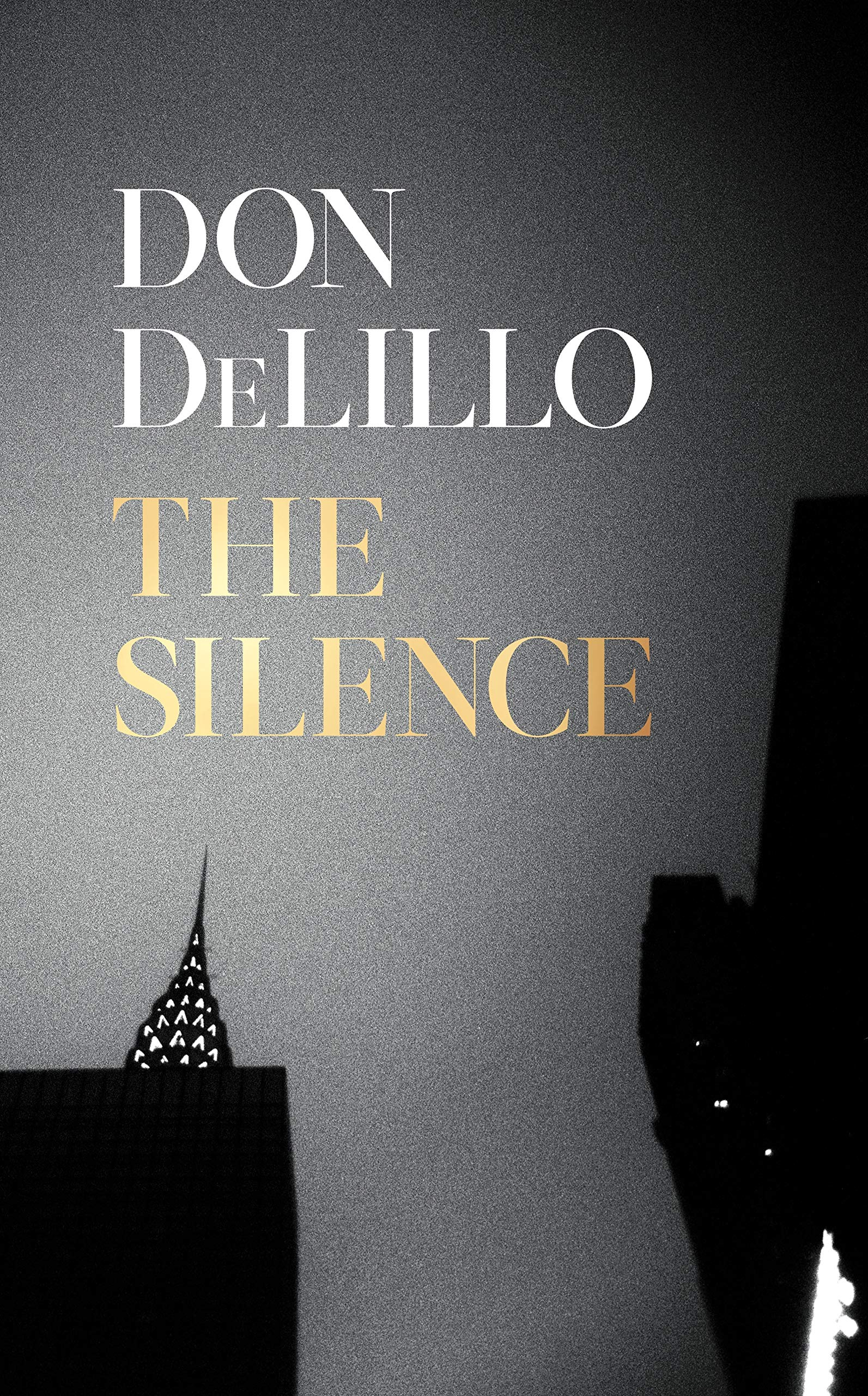 The Arthur Literary Review: Don DeLillo's Deafening Silence