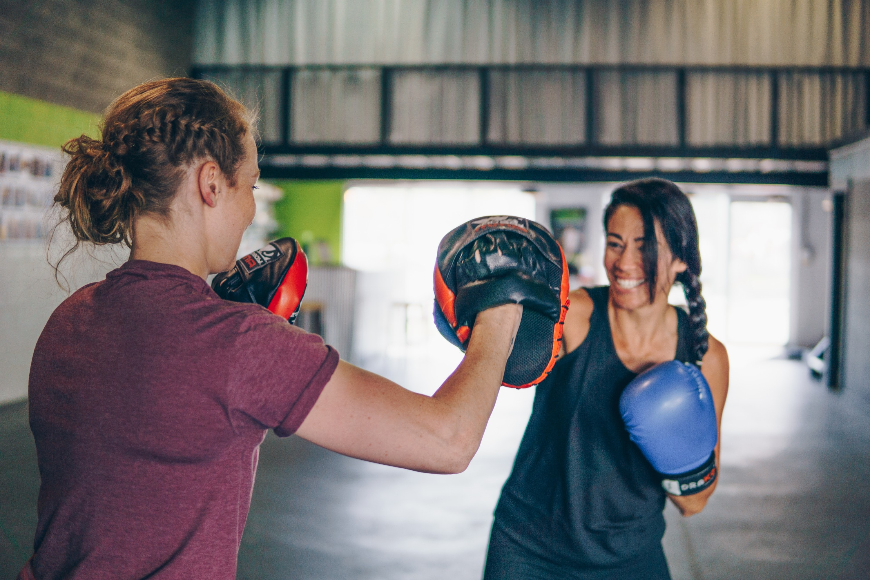 Comment:  Fighting back against the art of boxing
