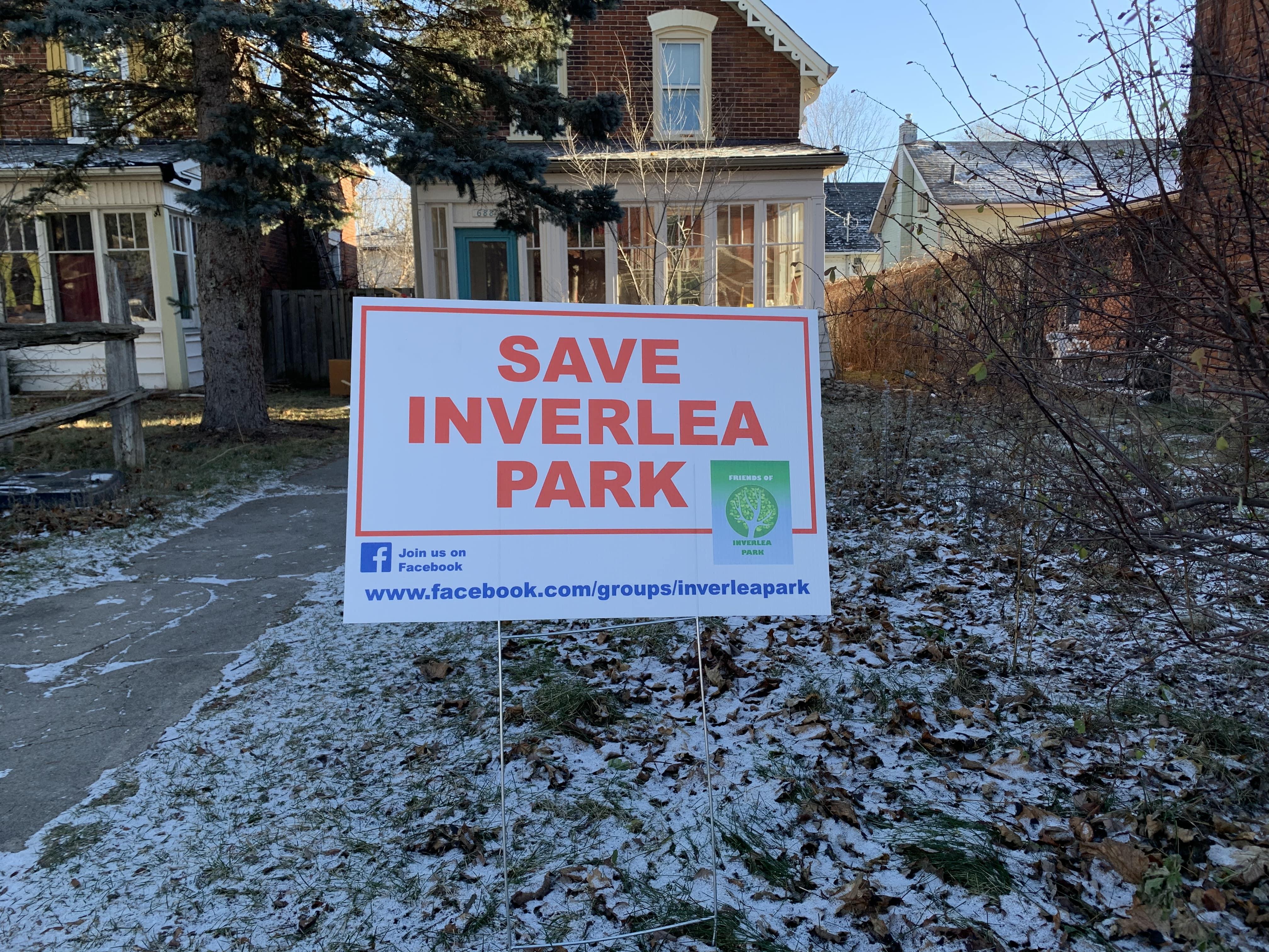 Save Inverlea Park