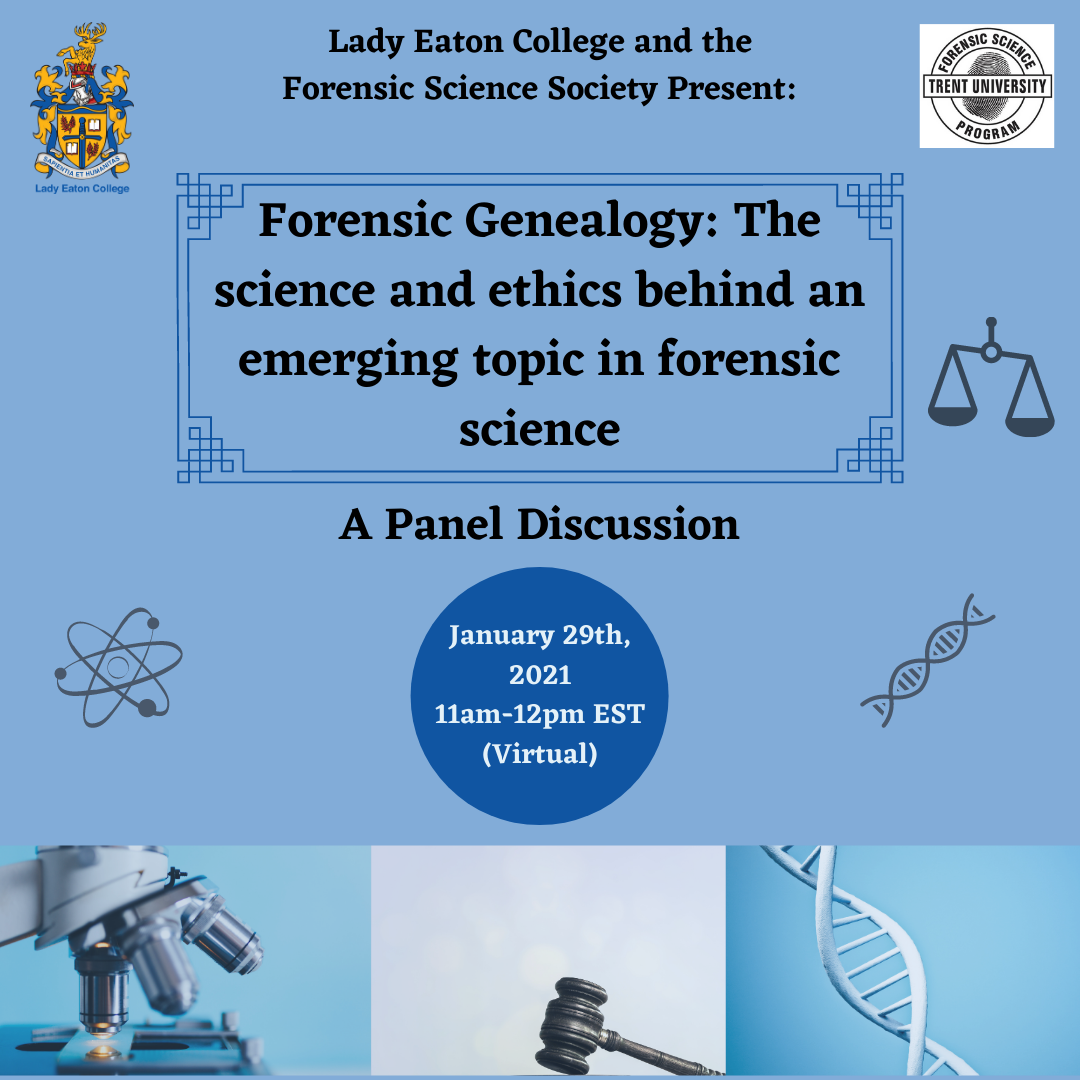 Lady Eaton College and Forensic Science Society