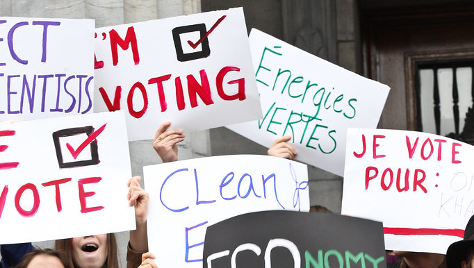 Spring Elections at the TCSA