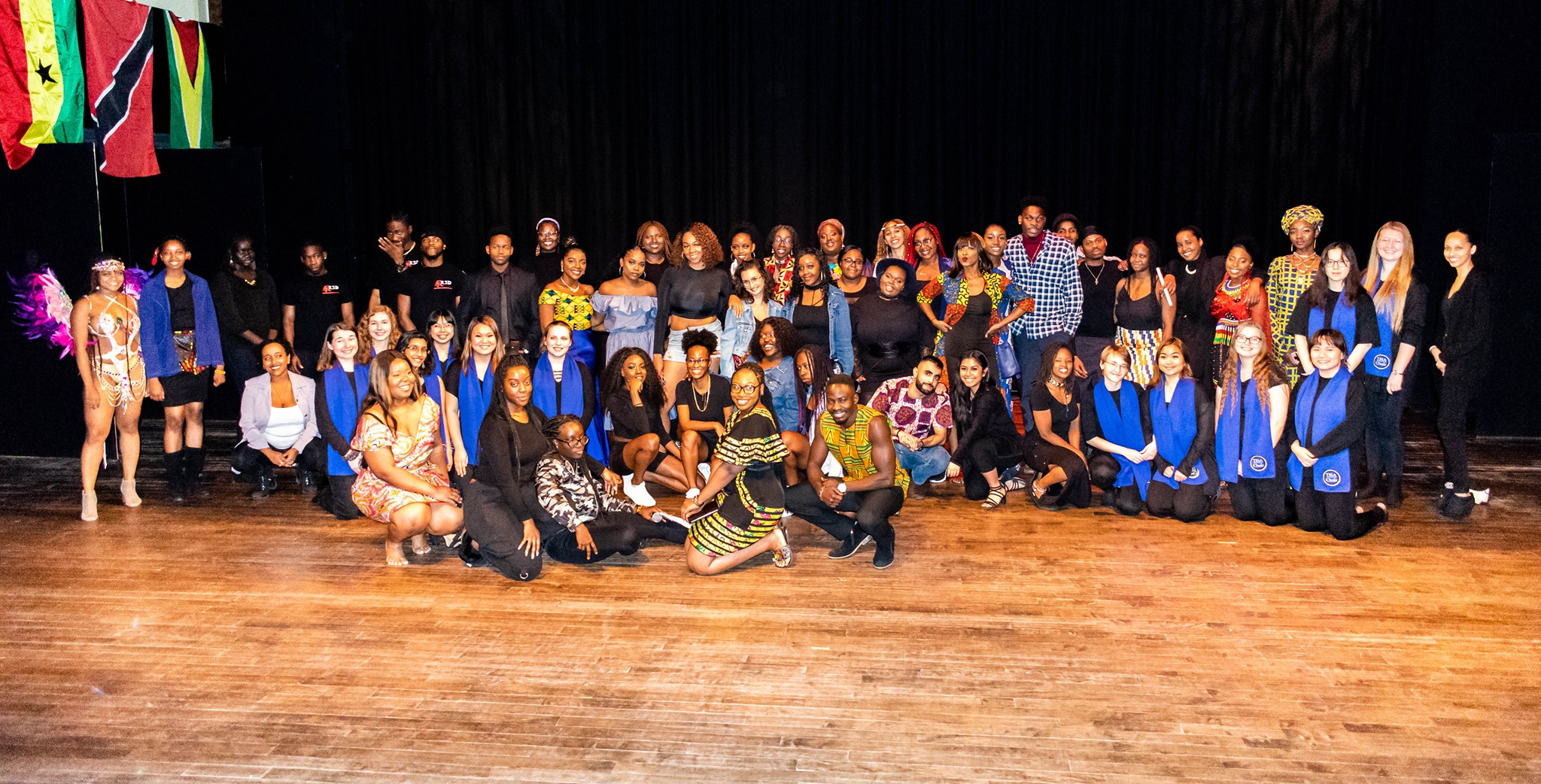How did TACSU celebrate Black History Month?