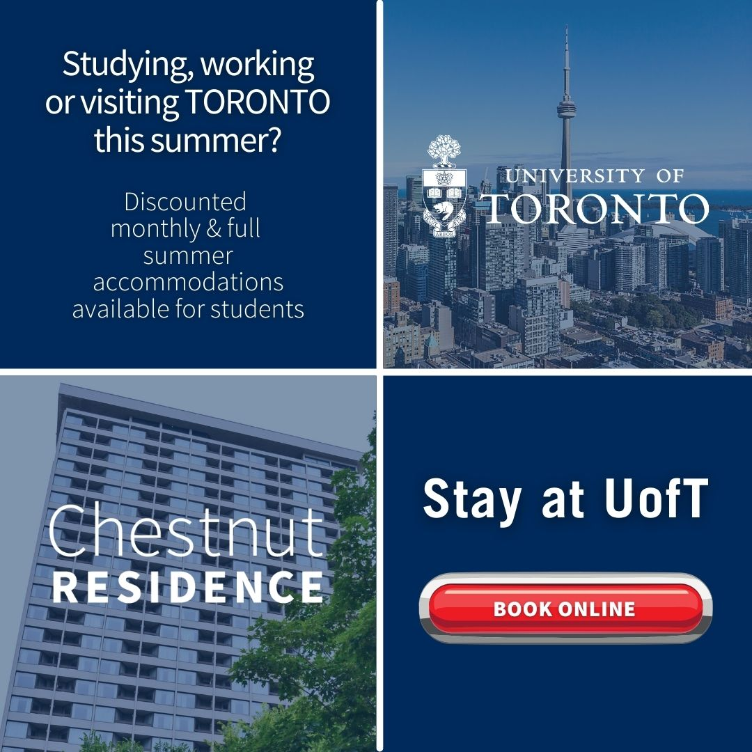 Stay at UofT